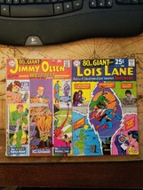 SUPERMAN 80 page GIANTS Featuring Lois Lane #77 Jimmy Olsen #104 - $24.74