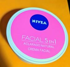 Nivea FACIAL Aclarado Natural 5 en 1 † Ayuda a prevenir manchas SPF15-37... - $19.87