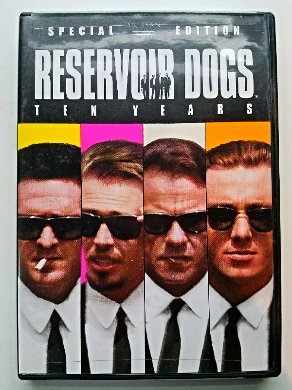 Reservoir Dogs 10th Anniversary, 2-Disc Special Edition [DVD]