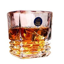 Unique Design Transparent Whiskey Glass Wine Cup Drinking Cup-A13 - $40.85