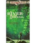 A River Runs Through It New Sealed Brad Pitt VHS - $8.86