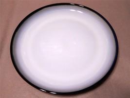 Concepts Eggplant Sango 4942 LOT of 3 DINNER PLATES stoneware S58 - $43.93