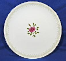 Sweetheart Rose by Royal Doulton China DINNER PLATE Made in England H493... - $32.71