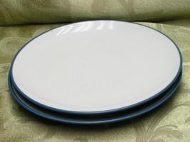 Colorwave Blue 8484 Noritake Lot 2 Salad Dessert Plates - $28.97