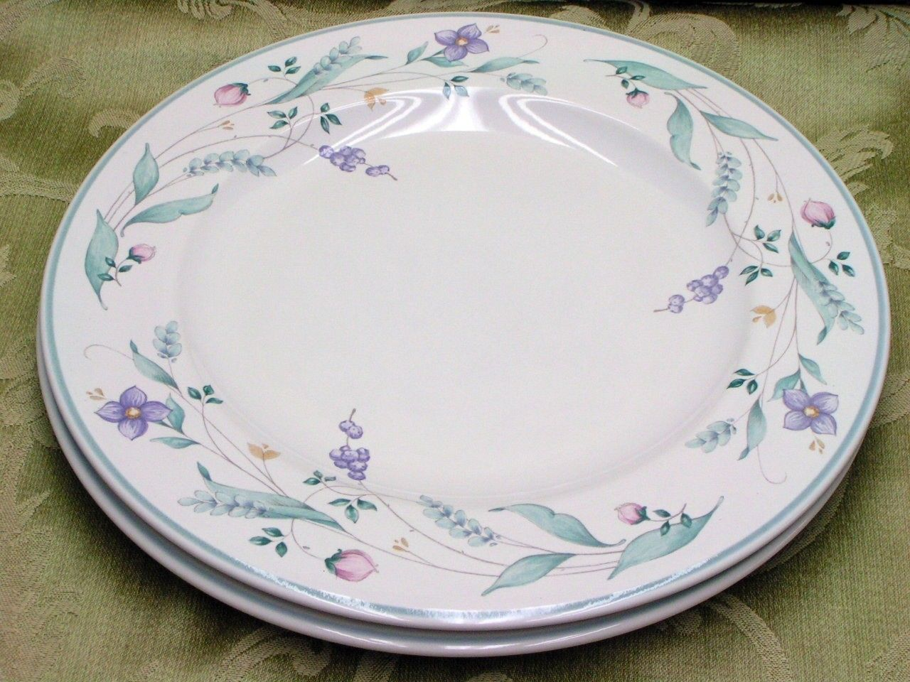 Scintillating Pfaltzgraff April Dinner Plates Contemporary - Best ...