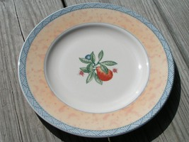 Golden Pears by Johnson Brothers SALAD PLATE rare cute - $29.91
