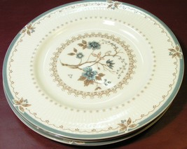 Old Colony by Royal Doulton LOT 2 SALAD PLATES blue wow - $37.39