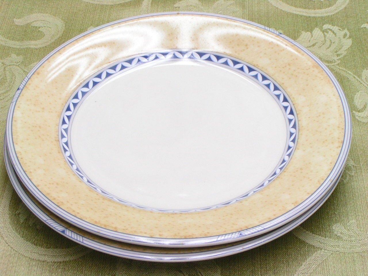 Sussex by Studio Nova Y2409 LOT 2 SALAD DESSERT PLATES - $37.39 & Studio Nova Plates: 20 listings