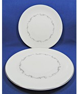 Coronet by Royal Doulton China H4947 England LOT of 2 DINNER PLATES scro... - $74.79