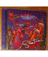 Supernatural - Santana (CD 1999) Only Played Twice - $10.00