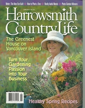 Harrowsmith Country Life Magazine No. 212 June 2010 - $1.99