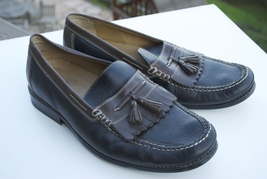 Dockers Prostyle Shoes Loafers All Motion Comfort Black Brown Tassel Siz... - $29.95