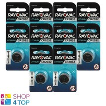 10 Rayovac CR2032 Lithium Batteries 3V Cell Coin Button Exp 2026 Indonesia New - $5.93