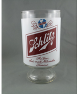 Introducing the Mega Schlitz  Glass - The Ulitmate Home Bar Glass - Circ... - $35.00