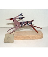"Robert Shield's Design ""Magic Buck ""  Sculpture on Sandstone NEW - $24.99"