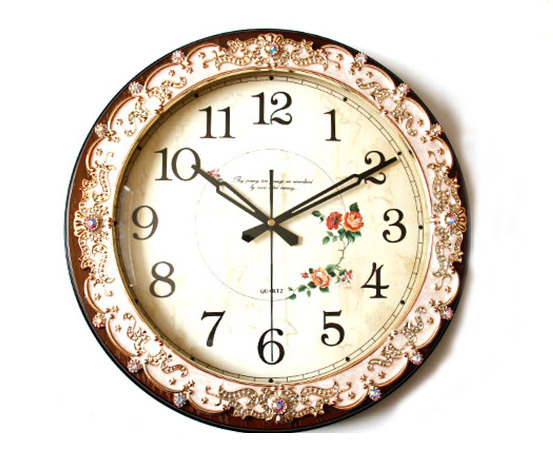 Primary image for Wall Clocks Modern Design Decorative Clock Kitchen Contemporary Office New cl77
