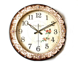 Wall Clocks Modern Design Decorative Clock Kitchen Contemporary Office N... - $119.00