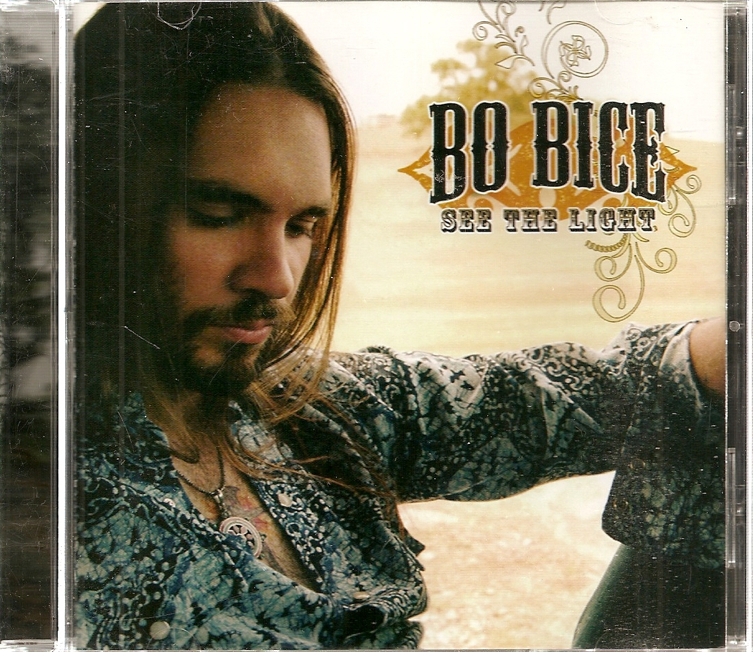 Bice, Bo 	See The Light 	CD