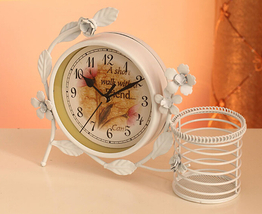 Wall Clocks Modern Design Decorative Clock Kitchen Contemporary Office N... - $55.00