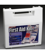 181 Piece All Purpose First Aid Kit with Extra Large Plastic Case - $23.94