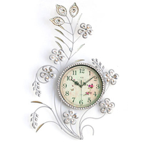 Wall Clocks Modern Design Decorative Clock Kitchen Contemporary Office N... - $109.00