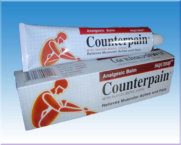 Counterpain Analgesic Balm Muscular Pain Relief 120g