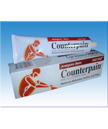 Counterpain Analgesic Balm Muscular Pain Relief 120g   - $14.99
