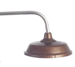 Dollhouse Miniatures Copper Overhead Light #DDL0608C - $9.50