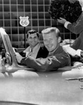 Route 66 V Martin Milner George Maharis Vintage 8X10 BW TV Memorabilia P... - $6.99