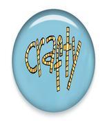 Crafty Brad Blue Glass-Digital Download-ClipArt-ArtClip-Digi - $4.00