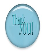 Thank you!Brad Blue Glass-Digital Download-Clip... - $3.00