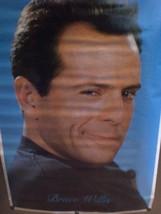 Bruce Willis Moonlighting TV Show Poster 1985 - $15.00