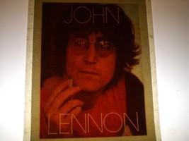 John Lennon Photo 1970s Vintage Original Professional Iron On Transfer R... - $18.00