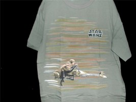 Star Wars Return of the Jedi Biker Chase Shirt  YOUTH Size LAST ONE - $15.00