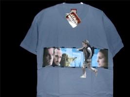 Star Wars Phantom Menace Character Shirt SALE! - $15.00