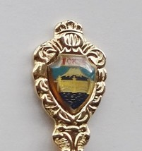 Collector Souvenir Spoon Japan Tokyo Seimon Ishibashi Bridge Mount Fuji - $9.99
