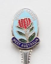 Collector Souvenir Spoon Australia Western Australia Scarlet Banksia Clo... - $9.99