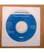 Dell Backup: Dell-Installed Programs P/N 9J659  - $3.95