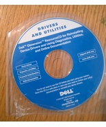 Dell Dimension Resource CD with Device Drivers and Utilities 9G705  - $3.95