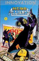 Innovation HERO ALLIANCE (1989 Series) #1 VF/NM - $0.89