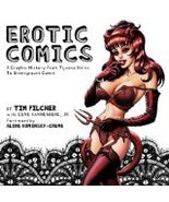 Erotic Comics: A Graphic History from Tijuana B... - $26.95