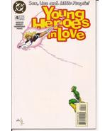 DC Young Heroes In Love #4 Sex, Lies & Little People Drama Action - $1.95