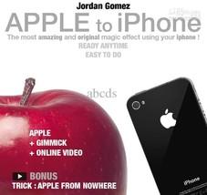 Apple 2 IPhone by Jordan Gomez best magic trick IPhone  magic - $12.85
