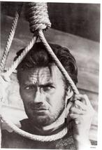 Good Bad and Ugly Clint Eastwood Vintage 8X10 BW Movie Mermorabilia Photo - $5.99