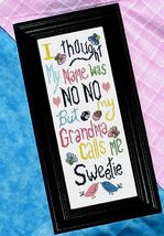 No No cross stitch chart Bobbie G Designs - $7.20