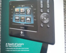 New Logitech Harmony 1100 Remote Control with RF Extender Kit - $449.00