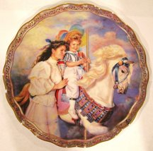 Sandra Kuck Special Moments Together Plate Reco - $30.00