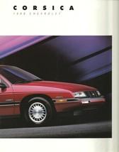 1988 Chevrolet CORSICA sales brochure catalog U... - $6.00
