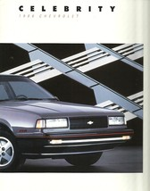 1988 Chevrolet CELEBRITY sales brochure catalog US 88 Chevy CL Eurosport - $6.00