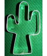 Cactus cookie cutter - $5.00